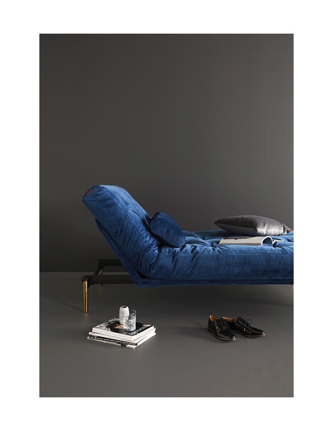 Frigga divano letto uso giornaliero matrimoniale sfoderabile 140 x 200 cm - Divano 200 cm ...