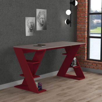 Darrell scrivania moderna per cameretta ragazzi