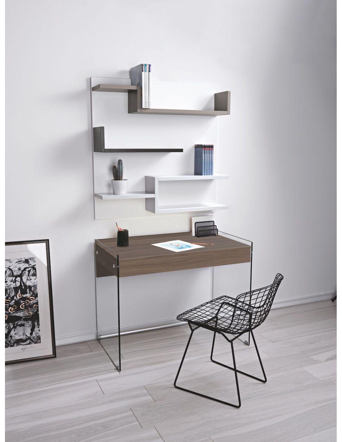 Scrivania ufficio design finest great cool scrivania - Scrivanie legno design ...