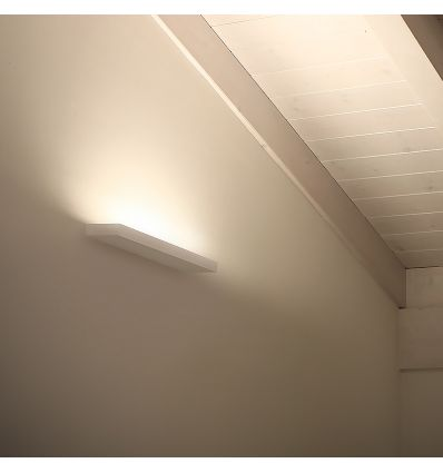 Applique a LED da parete in metallo Ariell