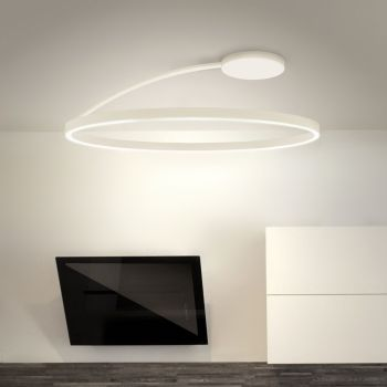 Lampadario plafoniera Bellai Home circolare a LED
