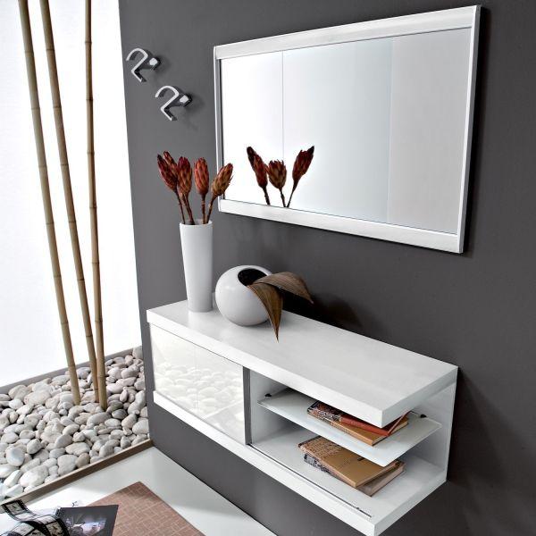 Mobili per ingresso design moderno in legno Niko