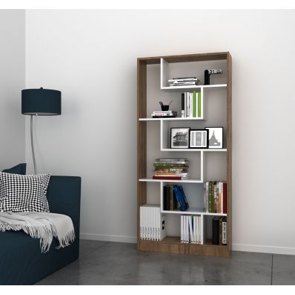 Libreria a giorno design Almira