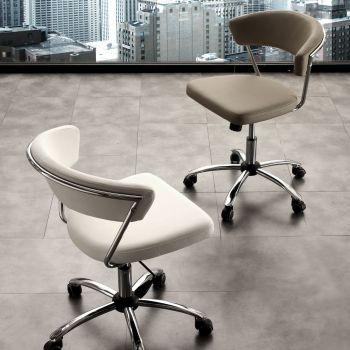 Sedie operative sedute per ufficio design moderno smart for Sedia design comoda