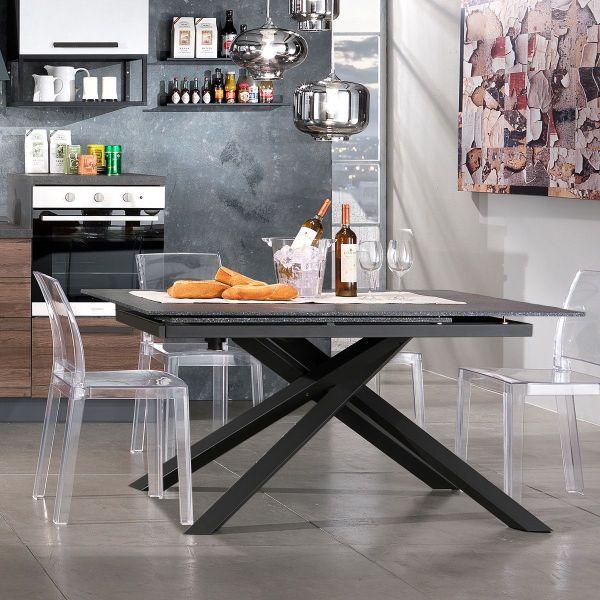 Tavolo pranzo allungabile Whart design