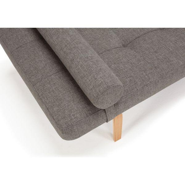 Daybed letto singolo per soggiorno camera ospiti Napper