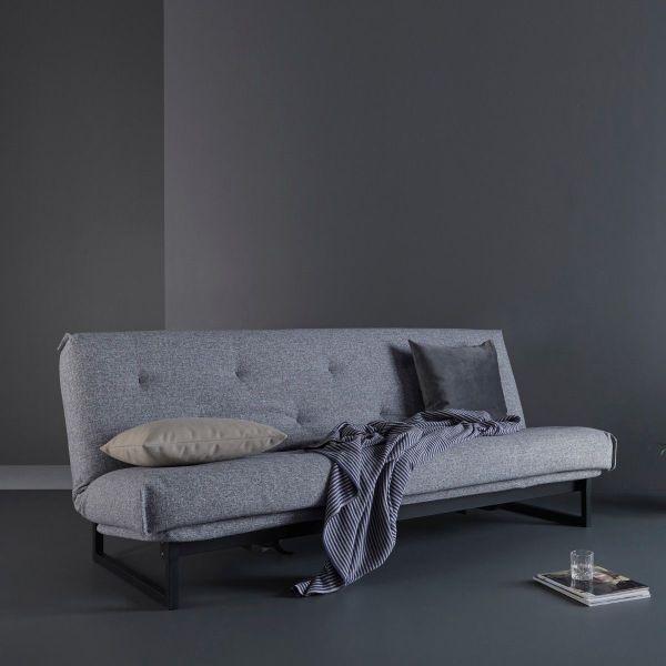 Divano Letto Matrimoniale Design.Divano Letto Matrimoniale Design Nordico 140x200 Cm Fraction 140