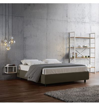 Letto matrimoniale contenitore sommier Dynasty