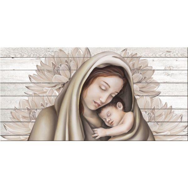 Quadro maternità stampa su tela Maternity