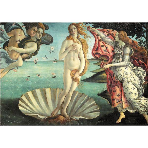 Quadro moderno riproduzione su tela The Birth of Venus