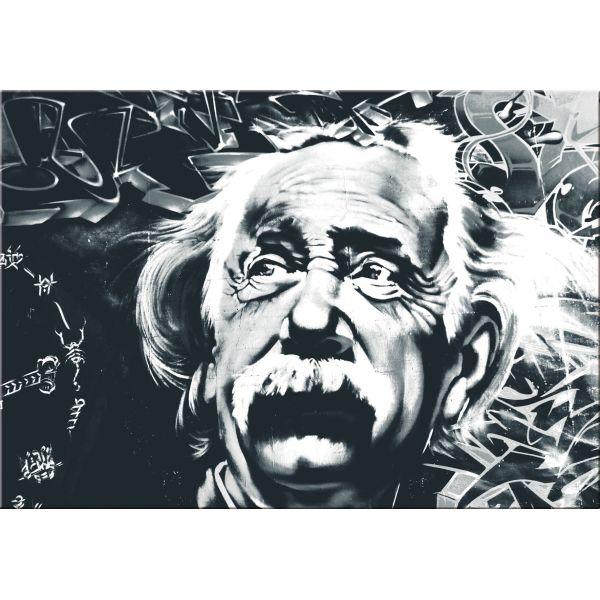 Quadro Moderno Stampa Su Tela.Quadro Moderno Stampa Su Tela Per Arredamento Einstein