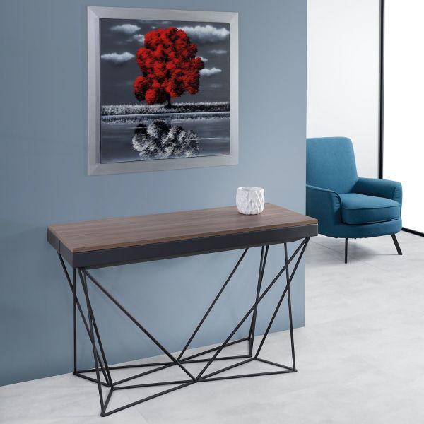 Tavolo consolle allungabile per ingresso Excel120