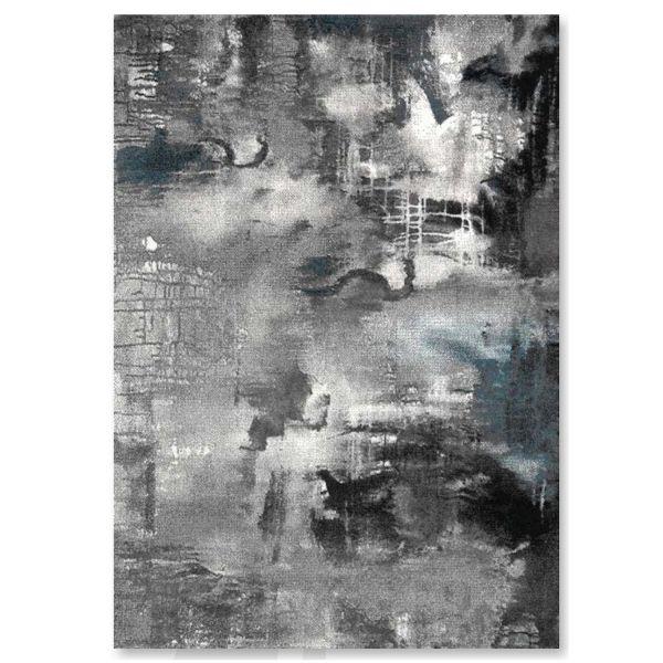 Tappeto contemporaneo per soggiorno 160x230 cm Kloud