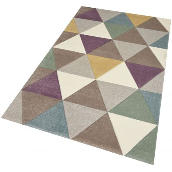 Tappeto design moderno per salotto 160x230 cm Jarrett