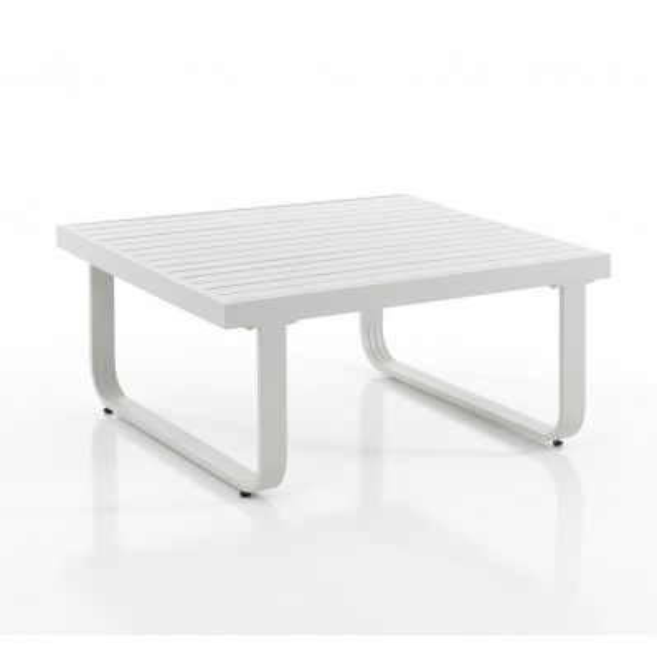 Tavolino da salotto per esterno in alluminio Alacant