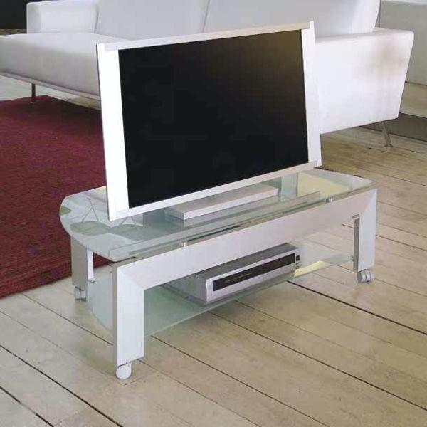 Carrello porta TV con ruote per soggiorno - camera da letto Coleman
