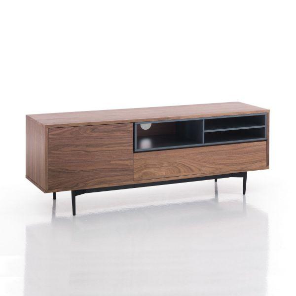 Mobile porta TV design moderno in legno Nick