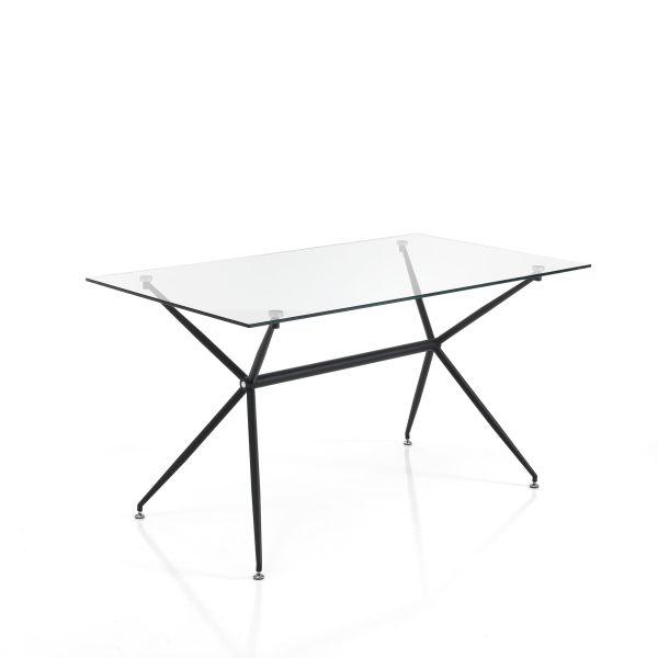 Tavolo scrivania design moderno 140 cm While