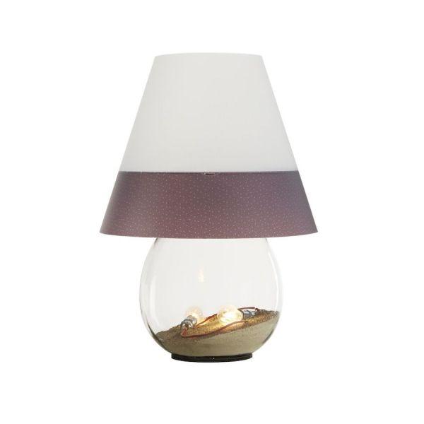 Lampada da esterno in vetro design moderno Bonbonne