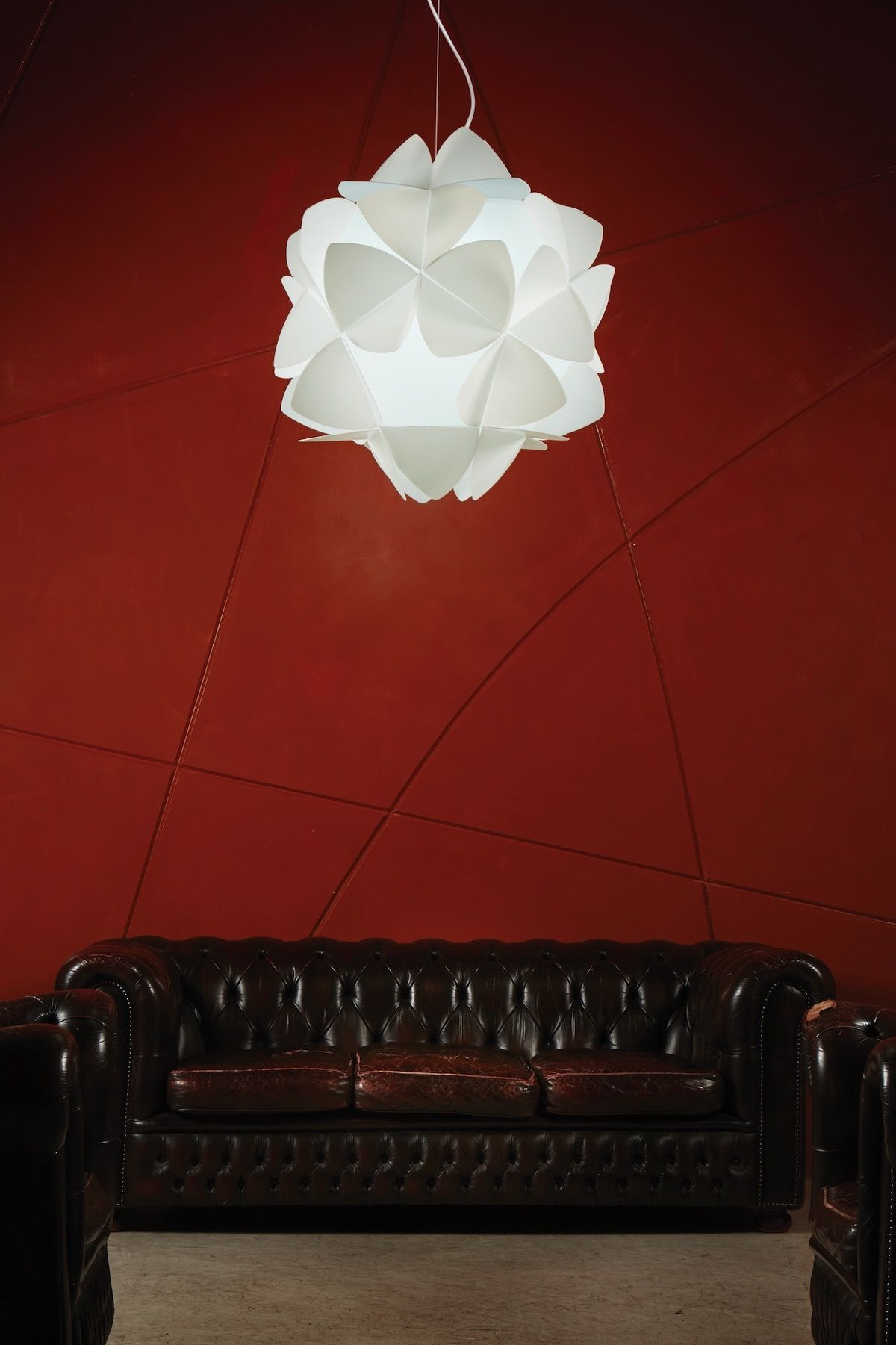 Lampadario di design COTTON LIGHT