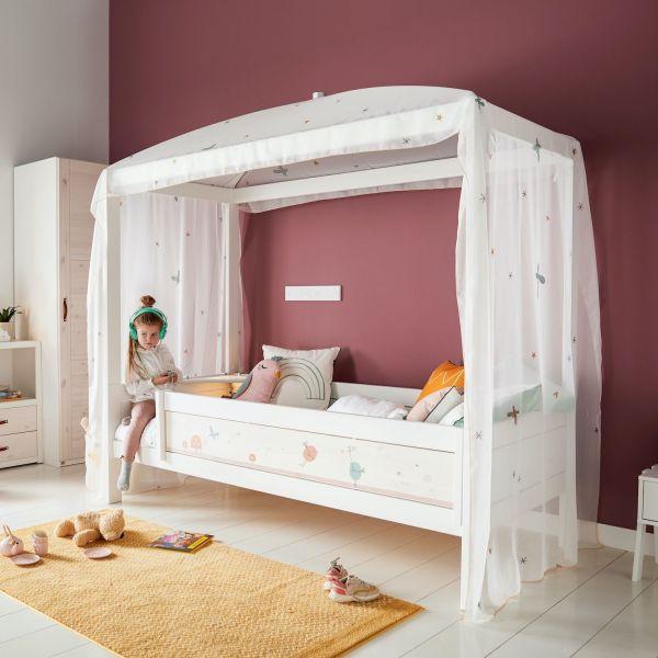 Cameretta per bambini con letto a baldacchino Fairy Dust