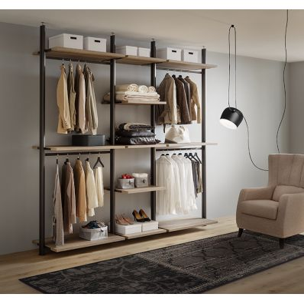 Mobili per cabina armadio design moderno Kimberly