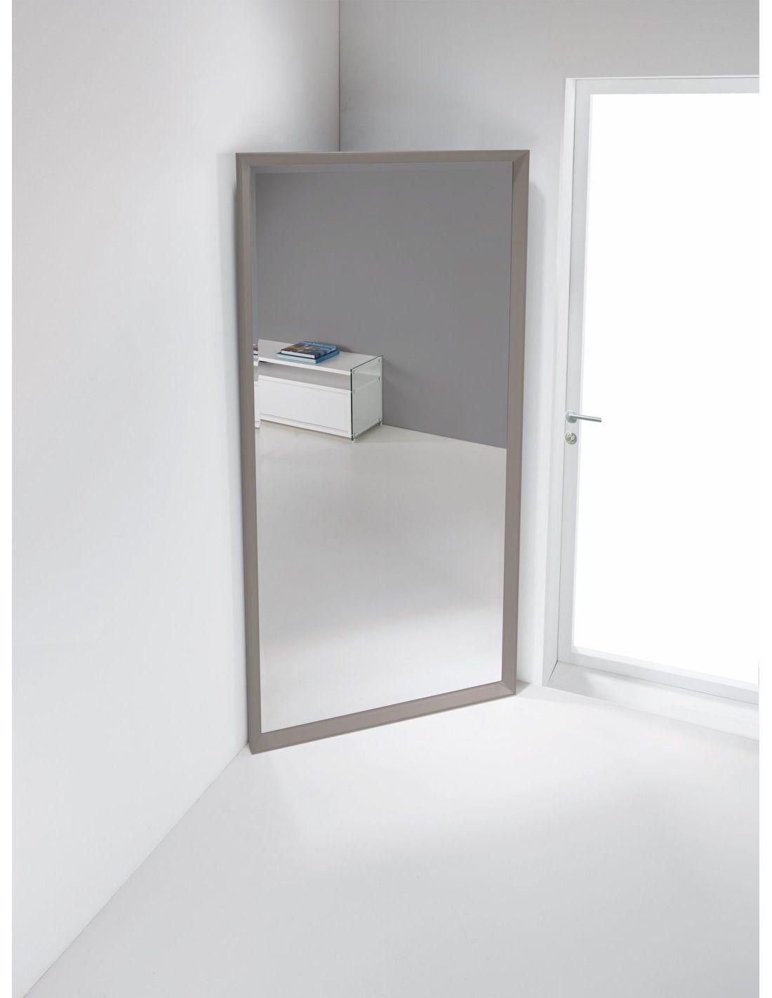 molle piano di sostegno Cornici in alluminio IMAGE con il vetro