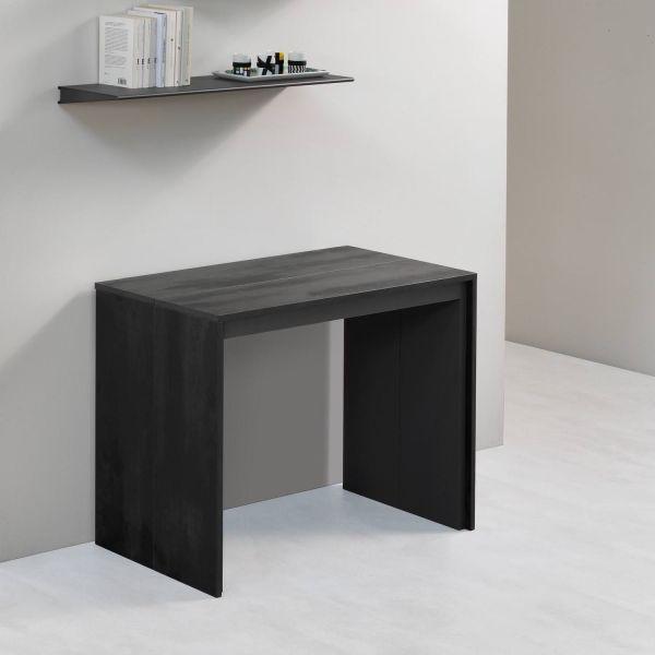 Tavolo consolle allungabile design moderno Leonardo