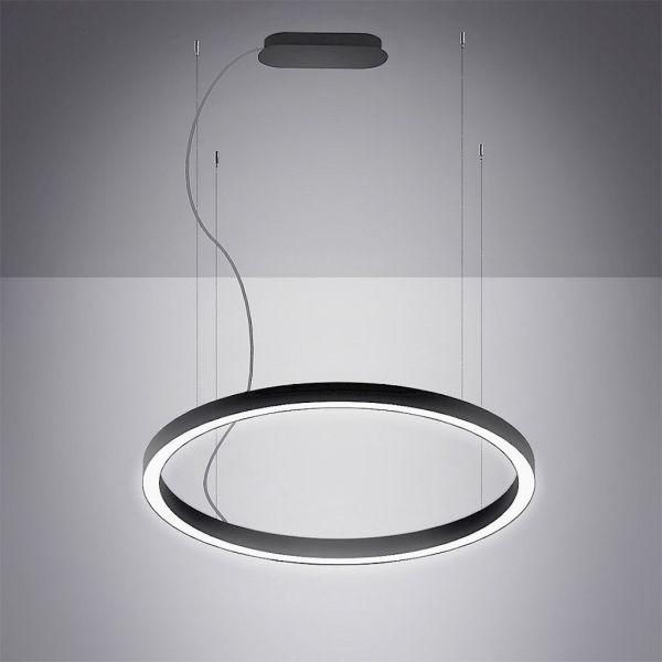 Lampadario a sospensione circolare a LED Bellai Home
