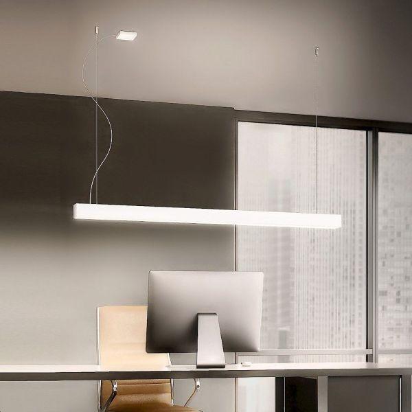 Lampadario a sospensione a LED lineare MiniSimply