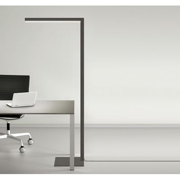 Lampada da terra a LED design moderno Edge