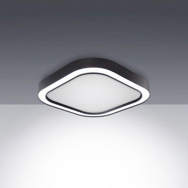 Plafoniera design moderno a LED Shape
