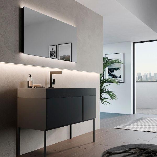 Mobili bagno design moderno Esigo 4 di Loetrà