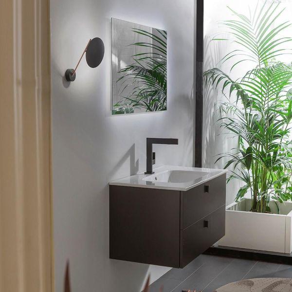 Mobili bagno salvaspazio moderni Style 1 di Loetrà