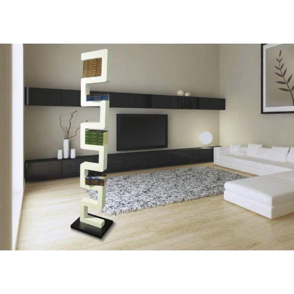 ... colonna design moderno Librido  Librerie autoportanti da terra  eBay