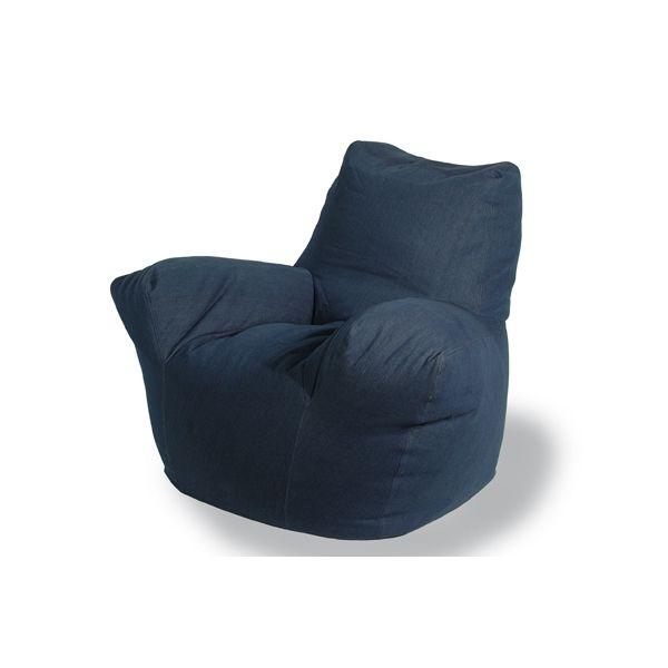 Open Legs poltrona jeans - Poltrone moderne