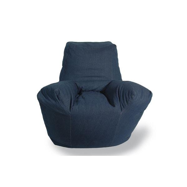 Poltrona da Camera da Letto in Tessuto Jeans OPEN LEGS  Poltroncina Design  eBay
