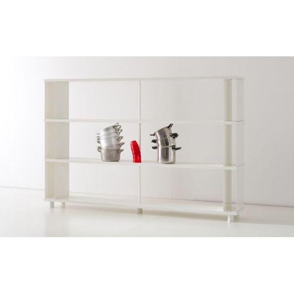 LIBRERIA componibile mobili LIBRERIE design SCAFFALI per ufficio negozio