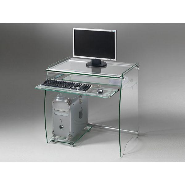 Porta computer in vetro idee creative e innovative sulla for Smart arredo