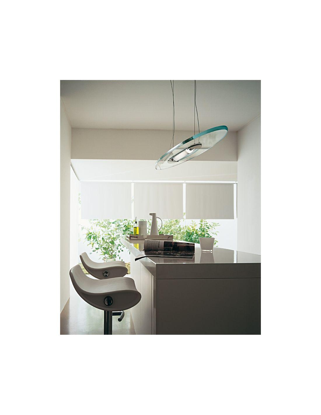 Lampadario design moderno a sospensione per illuminazione - Illuminazione interni design moderno ...