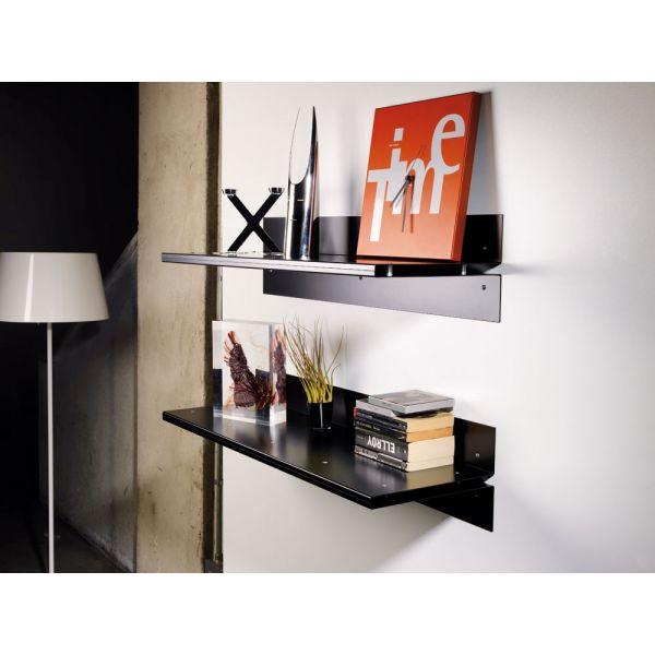 Toast mensola moderna a muro in acciaio design per arredo - Passione italiana camera da letto ...