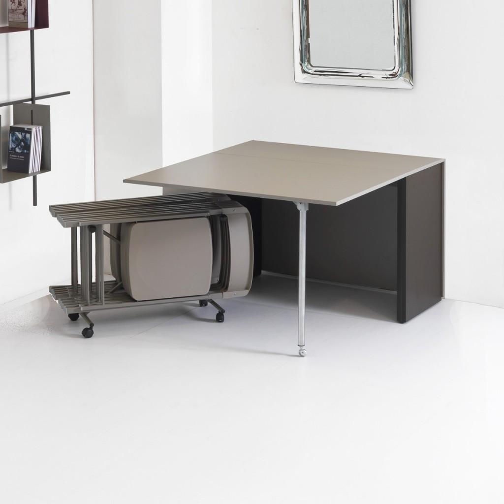 Tavolo A Consolle Pieghevole.Consolle Allungabile Proteo Sala Da Pranzo In 110 X 47 Cm