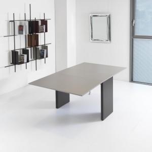 Consolle allungabile con sedie pieghevoli Proteo