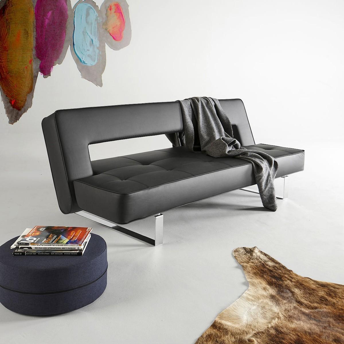 Arredo per monolocali i divani letto dal design moderno for Design moderno del letto