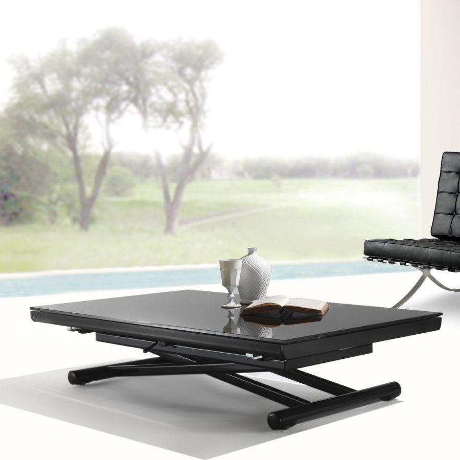 Tavolino Salotto Che Diventa Tavolo Da Pranzo.Tavolini Trasformabili Come Creare Una Sala Da Pranzo In