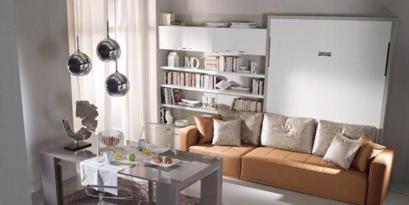 Idee salvaspazio per arredare casa piccola leggi gli for Suggerimenti per arredare casa