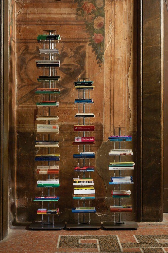 Librerie verticali salvaspazio Ziadele