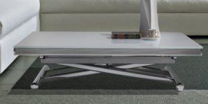 Tavolini trasformabili per arredare piccoli appartamenti