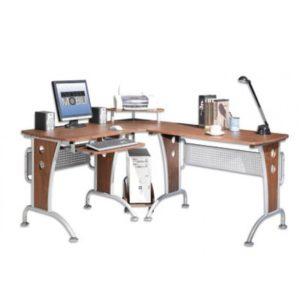Scrivania angolare per ufficio