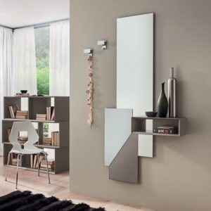 Come arredare un ingresso - Composizione di mobili
